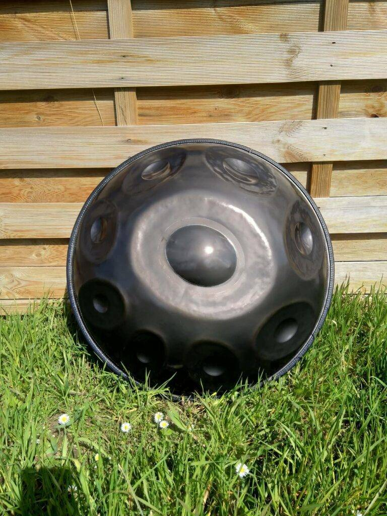 Magicpan handpan A2 minor
